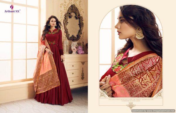 Arihant Riawana 3 designer heavy kurti (10)-13022019120258