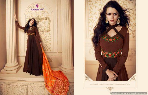 Arihant Riawana 3 designer heavy kurti (5)-13022019120258