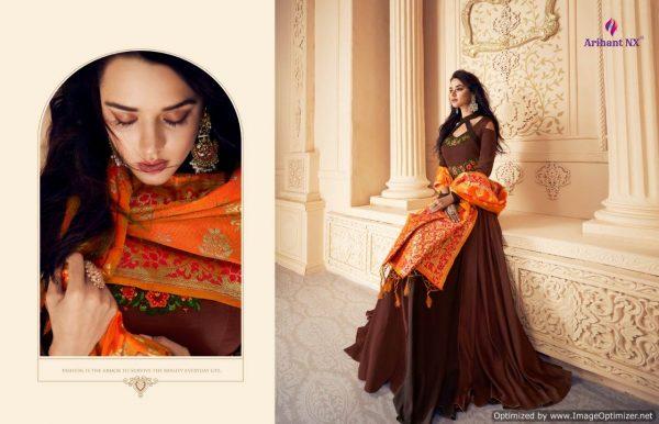 Arihant Riawana 3 designer heavy kurti (8)-13022019120258