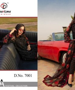 Charizma Warda Festival Collection designer salwar suits in georgette fabric with heavy dupatta fully designer collection 25