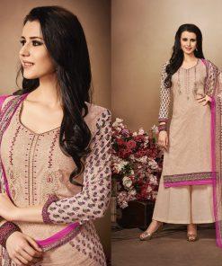 hansa present hidaya vol 11 pure cotton embroidery salwar kameez wholesale 16