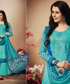 hansa present hidaya vol 11 pure cotton embroidery salwar kameez wholesale 25
