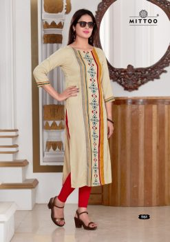 MITTOO PALAK VOL 17 KURTI WHOLESALER 12