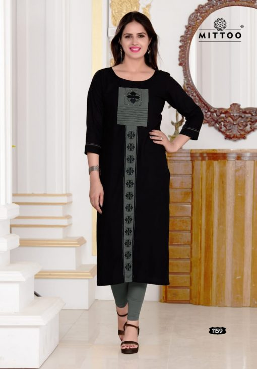 MITTOO PALAK VOL 17 KURTI WHOLESALER 8