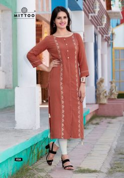 MITTOO PALAK VOL 17 KURTI WHOLESALER 20