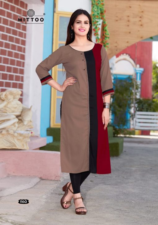 MITTOO PALAK VOL 17 KURTI WHOLESALER 11