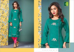 h dot present kvisha rayon long trendy kurti online shopping 14