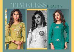 h dot present kvisha rayon long trendy kurti online shopping 15