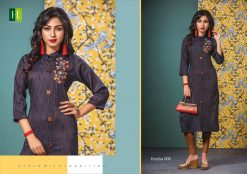h dot present kvisha rayon long trendy kurti online shopping 17