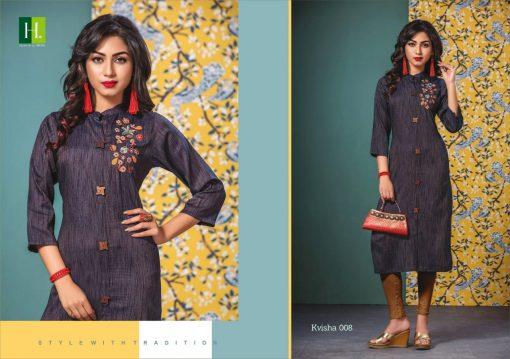h dot present kvisha rayon long trendy kurti online shopping 6