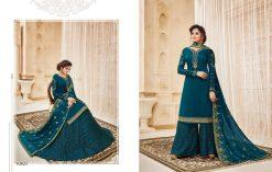 meera zisa vol 59 lehenga style designer dresses wholesale supplier in surat 17