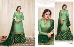 meera zisa vol 59 lehenga style designer dresses wholesale supplier in surat 18