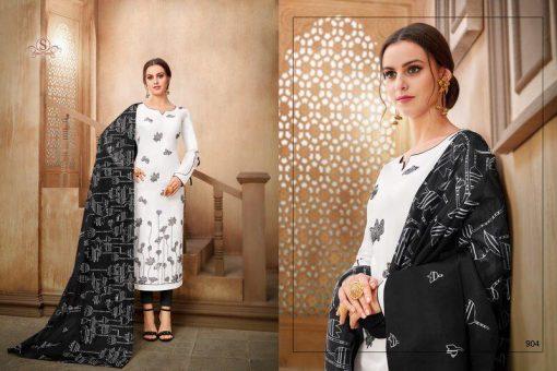 Samaira Zemira Dress material wholesale price at wholesale 2