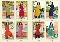 STF launch thats my swag rayon kurti with plazzo online shopping 15