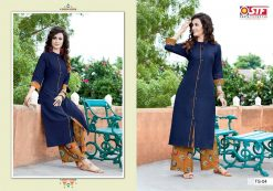 STF launch thats my swag rayon kurti with plazzo online shopping 23