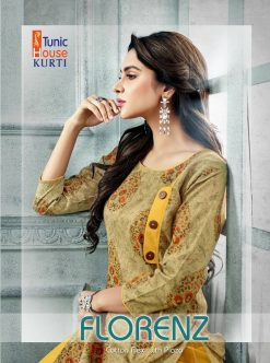 Tunic House Florenz Kurtis And Palazzo Wholesale online 10