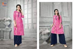 Tunic House Florenz Kurtis And Palazzo Wholesale online 11