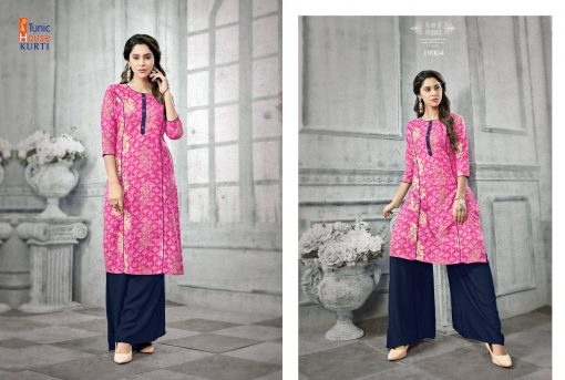 Tunic House Florenz Kurtis And Palazzo Wholesale online 3