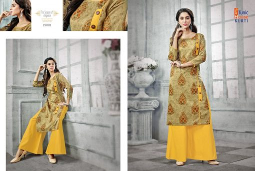 Tunic House Florenz Kurtis And Palazzo Wholesale online 6