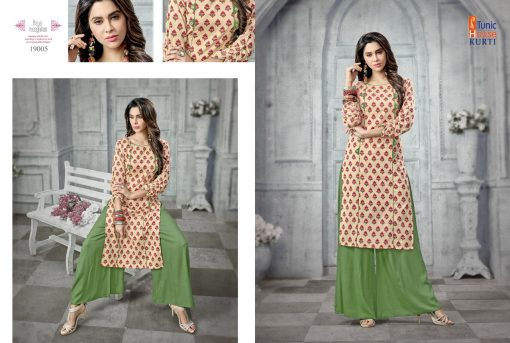Tunic House Florenz Kurtis And Palazzo Wholesale online 9