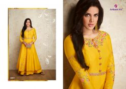arihant nx amorina-3 long gown style kurtis collection online seller full catalog 18