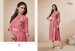 LT FABRICS KAIRA HITLIST FANCY AND ELEGANT KURTI AT BEST ONLINE PRICE 13