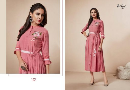 LT FABRICS KAIRA HITLIST FANCY AND ELEGANT KURTI AT BEST ONLINE PRICE 5