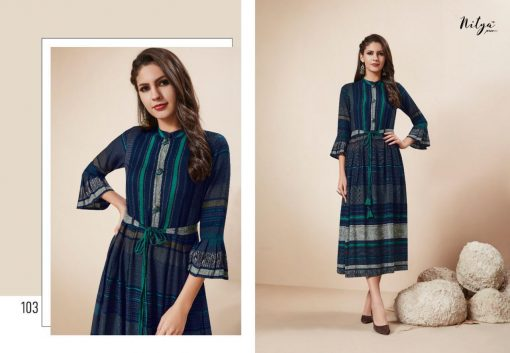 LT FABRICS KAIRA HITLIST FANCY AND ELEGANT KURTI AT BEST ONLINE PRICE 6
