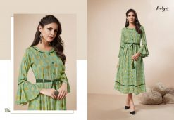 LT FABRICS KAIRA HITLIST FANCY AND ELEGANT KURTI AT BEST ONLINE PRICE 15