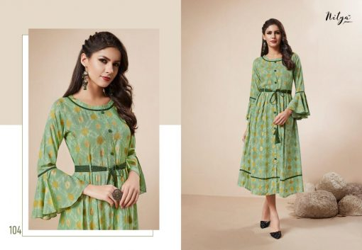 LT FABRICS KAIRA HITLIST FANCY AND ELEGANT KURTI AT BEST ONLINE PRICE 7