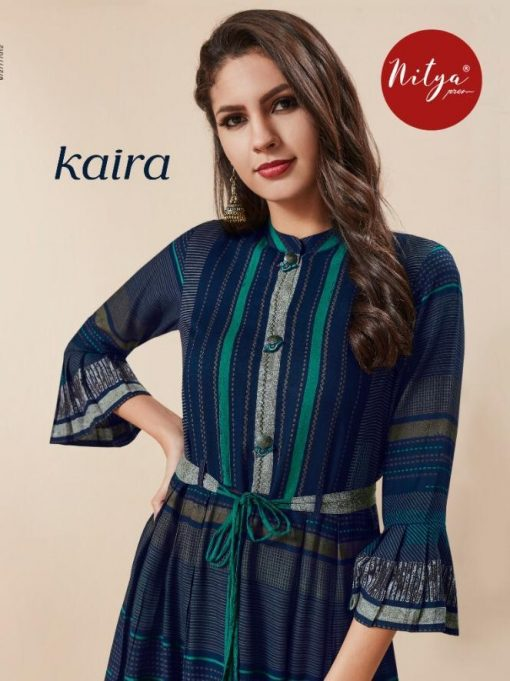 LT FABRICS KAIRA HITLIST FANCY AND ELEGANT KURTI AT BEST ONLINE PRICE 1