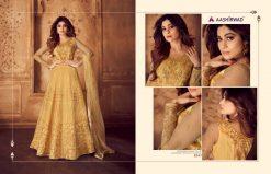 aashirwad karigari vol 2 long gown style party wear salwar suit online trader 20