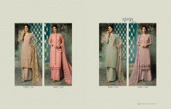 Aarav Trendz Miraya Vol-2 Catalog : Beautiful Embroidery Designer Salwar Kameez 10