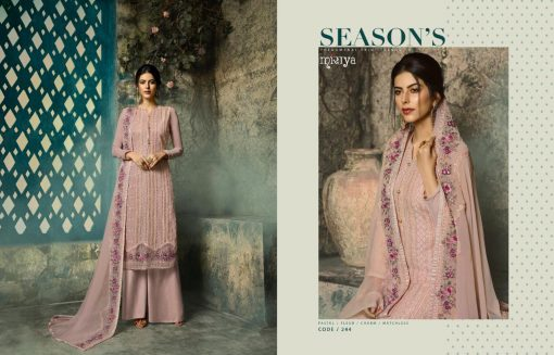 Aarav Trendz Miraya Vol-2 Catalog : Beautiful Embroidery Designer Salwar Kameez 6