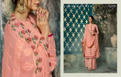 Aarav Trendz Miraya Vol-2 Catalog : Beautiful Embroidery Designer Salwar Kameez 7