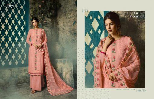 Aarav Trendz Miraya Vol-2 Catalog : Beautiful Embroidery Designer Salwar Kameez 9