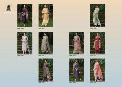 Sahiba Launch Ornate Cotton Silk Digital Print Salwar Kameez Supplier 15