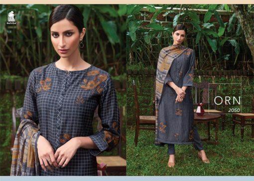 Sahiba Launch Ornate Cotton Silk Digital Print Salwar Kameez Supplier 3
