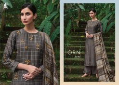 Sahiba Launch Ornate Cotton Silk Digital Print Salwar Kameez Supplier 17