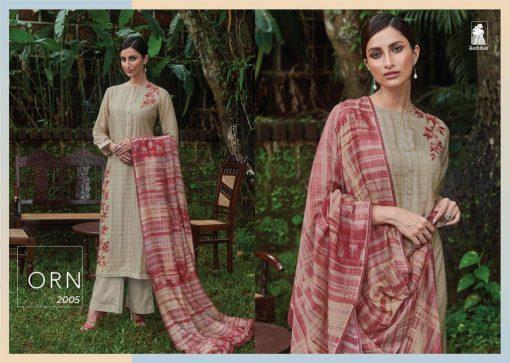 Sahiba Launch Ornate Cotton Silk Digital Print Salwar Kameez Supplier 5