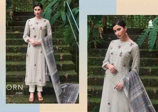 Sahiba Launch Ornate Cotton Silk Digital Print Salwar Kameez Supplier 6