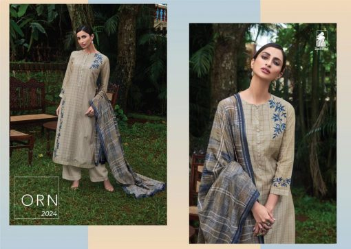 Sahiba Launch Ornate Cotton Silk Digital Print Salwar Kameez Supplier 7