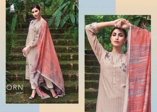 Sahiba Launch Ornate Cotton Silk Digital Print Salwar Kameez Supplier 10