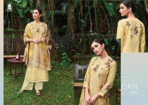 Sahiba Launch Ornate Cotton Silk Digital Print Salwar Kameez Supplier 11