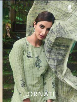 Sahiba Launch Ornate Cotton Silk Digital Print Salwar Kameez Supplier 25