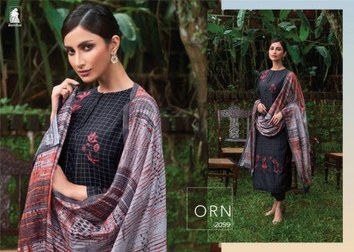 Sahiba Launch Ornate Cotton Silk Digital Print Salwar Kameez Supplier 13