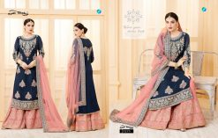 YC Sarara Vol 10 Georgette With Embroidery Sharara Suit wholesale rate 10