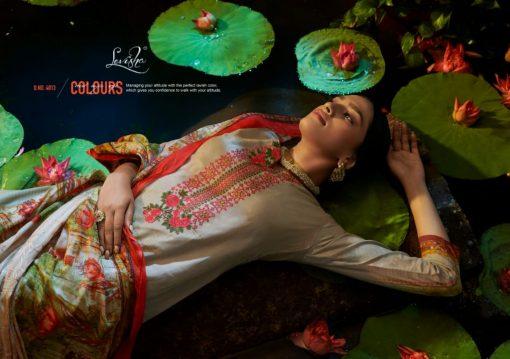 levisha mariyam cotton digital print exclusive festive collection suit 5