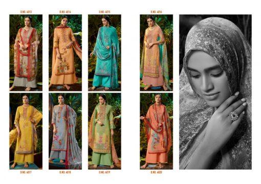 levisha mariyam cotton digital print exclusive festive collection suit 7