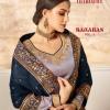 Hurma Vol 10 Gold Designer Faux Georgette Embroidered Salwar Kameez 14